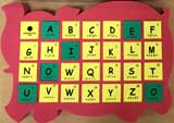 kids english alphabets phonics cubes
