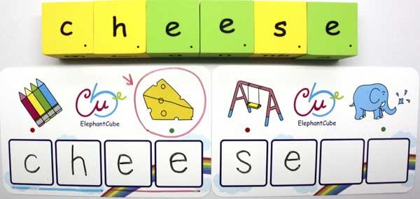 可擦拭 兒童英文字卡